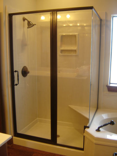 Insight Glass Showers And Tubs